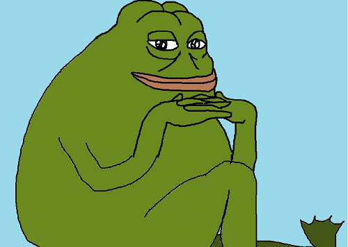 Pepe The Frog Reasons To Live Blank