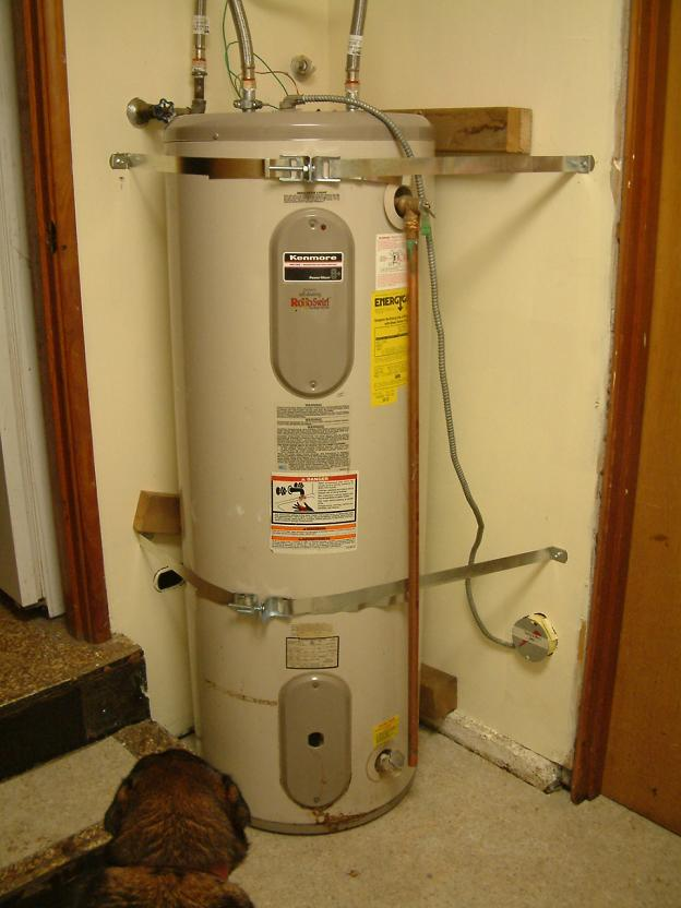 Electrical Hot Water Heater Electrical Cable Straps, Electrical, Circuit And Schematic ...